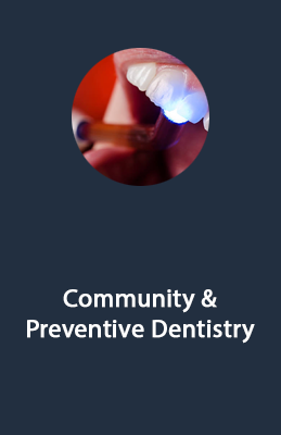 Community & Preventive Dentistry
