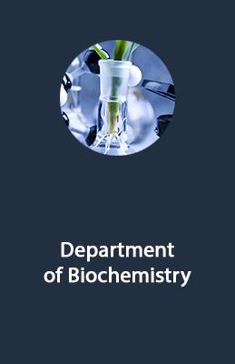 Department of Biochemistry